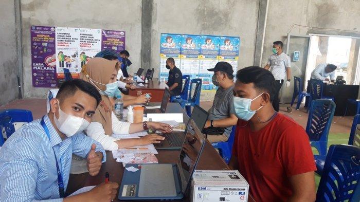 Realisasi Vaksinasi Covid-19 untuk Nakes di Bolmong Capai 90 Persen