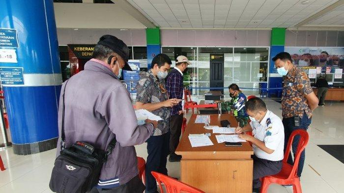Hari Kedua Larangan Mudik, Bandara Samrat Manado Layani 1 Penerbangan Berpenumpang