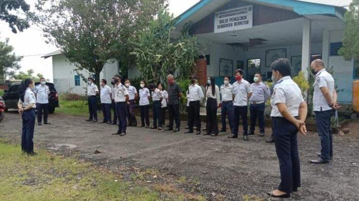 724 THL Pemkab Minahasa Selatan Mulai Kerja