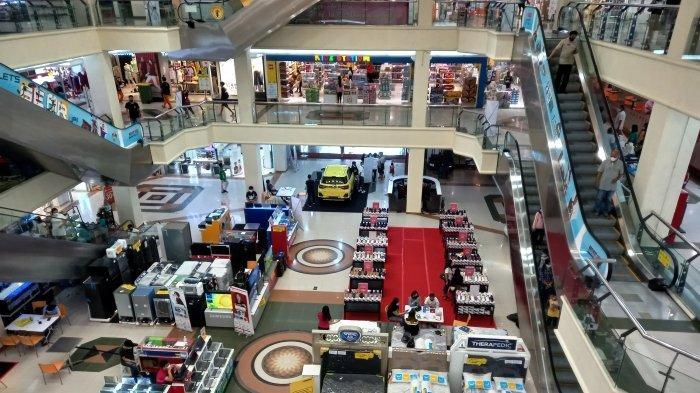 PPKM Turun ke Level 3, Pengunjung Megamall Manado Harapkan Hal Ini