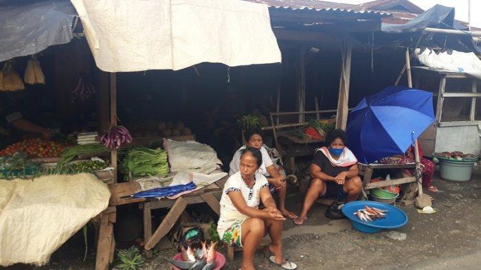 Harga Barito di Pasar Inobonto Bolmong Masih Stabil
