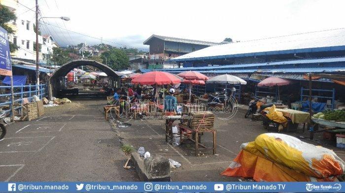 Dirut PD Pasar Manado Bantah Adanya 800 Orang Pedagang Reaktif Covid-19