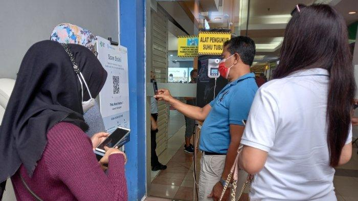 Masuk Mantos Harus Pakai Aplikasi Peduli Lindungi, Diwajibkan Mulai 4 Oktober 2021