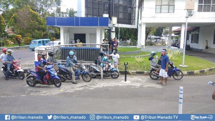 Masuk Kantor Wali Kota Manado Diperketat, Wajib Pakai Masker dan Cek Suhu Tubuh