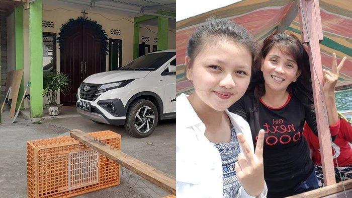 Akui Sering Dicari Untuk Dimintai Keterangan, Ibunda Angel Sepang: Anak Kami Bukan Penjahat