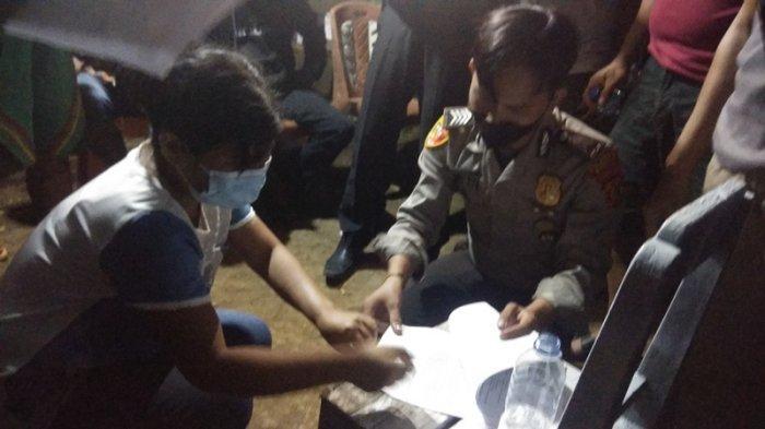 Warga Pandu Manado Dihebohkan Orang Gantung Diri, Keluarga Menolak Autopsi