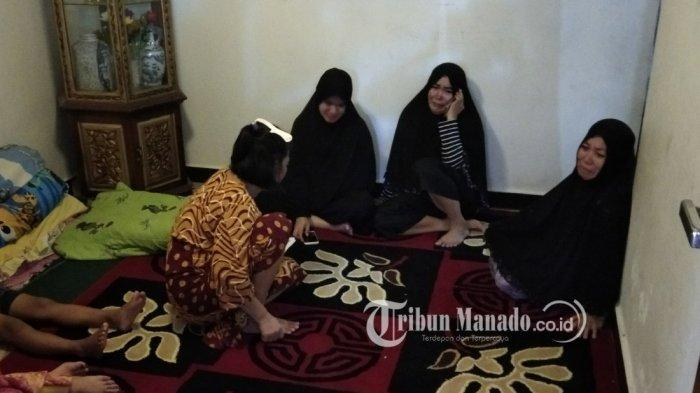 Istri Korban Terlindas Tronton di Manado Ungkap Percakapan Terakhir, tak Sempat Lihat Jasad Suami