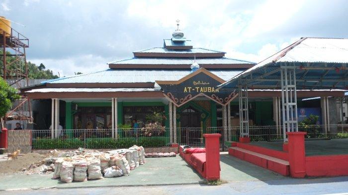 Suasana di Rutan Malendeng, Kota Manado.