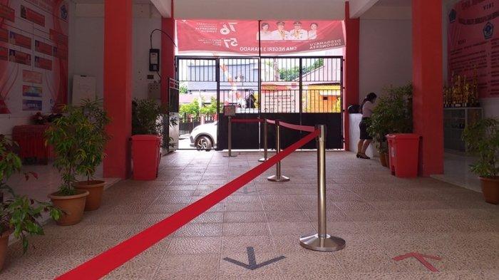 PPKM di Manado Sudah Turun Level, Sekolah di Manado Masih Tunggu Instruksi Soal PTM