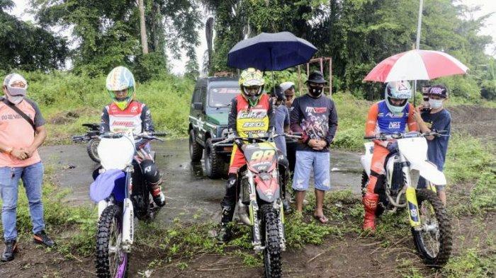 IMI Sulut Utus 4 Croser di PON Papua