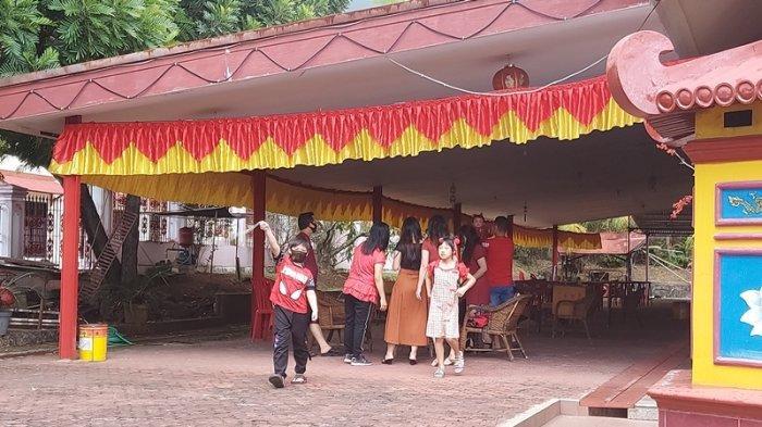 Sejak 20 Tahun, Baru Kali Ini Tidak Ada Pesta Kembang Api Pada Perayaan Imlek di Bitung