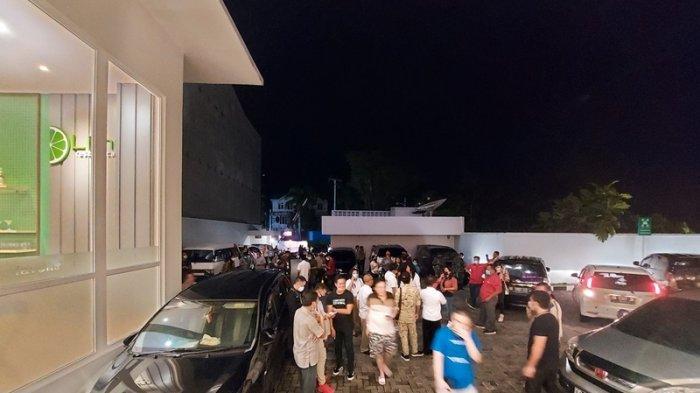 Ini Situasi Terkini Hotel Fave Bitung Pasca-Gempa Bumi Magnitudo 7,1, Berhamburan dari Lantai 8