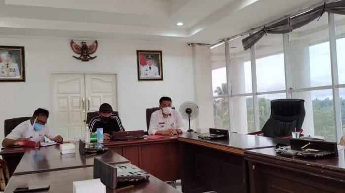 Nahkodai Taekwondo Minahasa Tenggara, Benny Ompi Komit Cetak Atlet Nasional