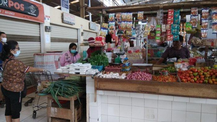 Daftar Harga Bahan Pokok di Pasar Segar Pall Dua Manado, Pedagang: Penjualan Belum Normal