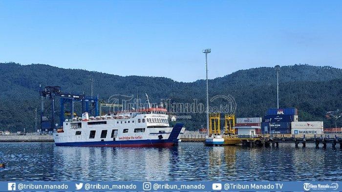 Kantor Kesehatan Pelabuhandan ASDP Periksa Sopir Truk di Pelabuhan Ferry