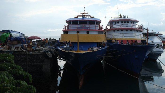 UPDATE, Jadwal Keberangkatan Kapal di Pelabuhan Manado Hari Ini Jumat 16 Juli 2021