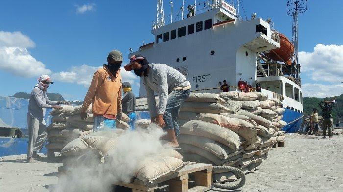 Tahun Depan Kapal Kontainer Bisa Masuk di Pelabuhan Labuan UkiBolmong