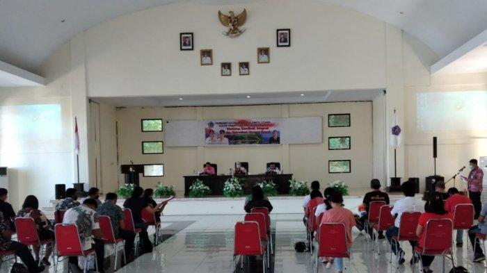 Wabup Sitaro John Palandung Ikut Workshop Koordinasi, Integrasi dan Sinkronisasi Kebijakan Otda