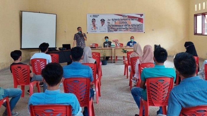 20 Anak Muda di Kotamabagu Dapat Pelatihan Barista dari Disperinaker