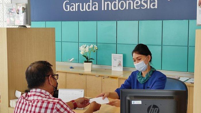 Garuda Indonesia Perkenalkan Aplikasi Fly Garuda, Beli Tiket dan Check in Kian Mudah