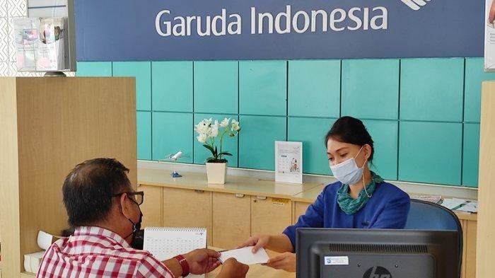 Garuda Indonesia Dukung Larangan Mudik, Masyarakat Bisa Lakukan Penyesuaian Jadwal Penerbangan