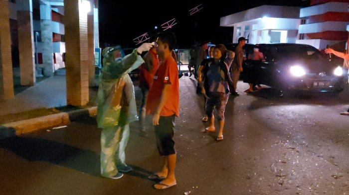 Pembatasan Orang Masuk ke Kota Bitung di Gerbang KEK, Jam 10 Malam Harus Ikut Protap