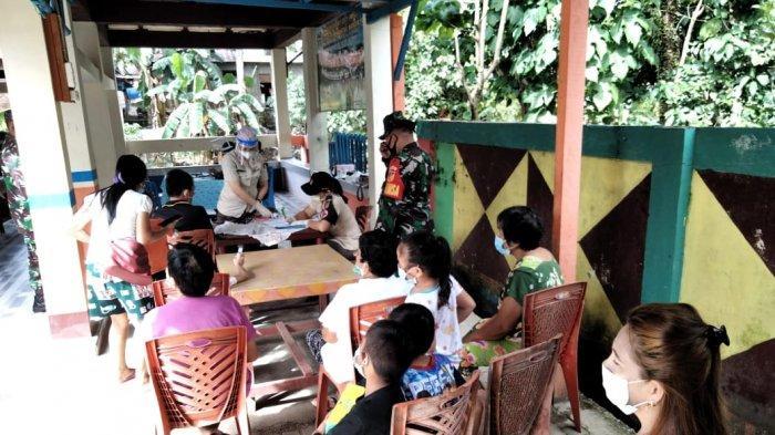 Peduli Korban Banjir di Manado, Kodam XIII/Merdeka Buka Pengobatan Gratis