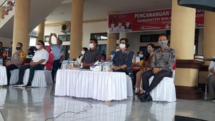 Suasana Persiapan Vaksinasi Covid-19 Bolmong, Yasti dan Yanny Turut Hadir