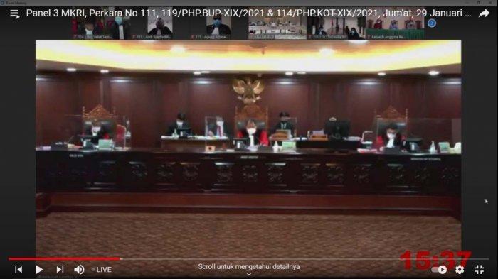 MK Harap SSM-OPPO Hadir Pada Sidang Lanjutan, Berikut Isi Petitum SBRG dan AMA-UKP