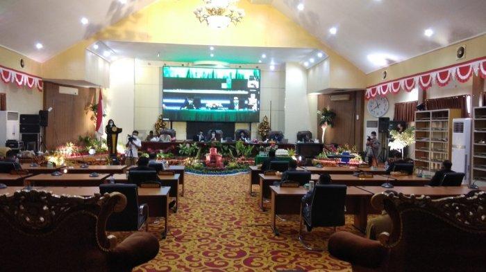 DPRD Manado Apresiasi Perawat, Dokter dan Kinerja Pemkot yang Terus Bekerja Memutus Rantai Covid-19