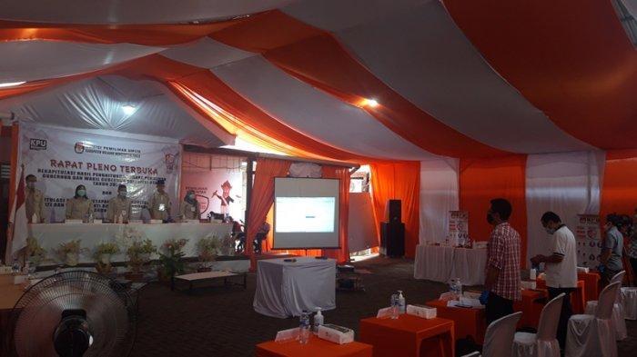 Hasil Pleno KPU Boltim, Banteng Unggul di Kecamatan Mooat