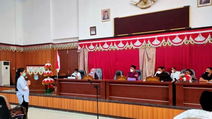Masyarakat dan Investor Tambang Hulu Tobayagan Ikut RDP di DPRD Bolsel