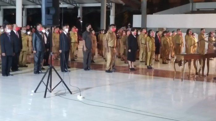 KASN Dikabarkan Terbitkan Rekomendasi Roling Pejabat Eselon II Kabupaten Minsel