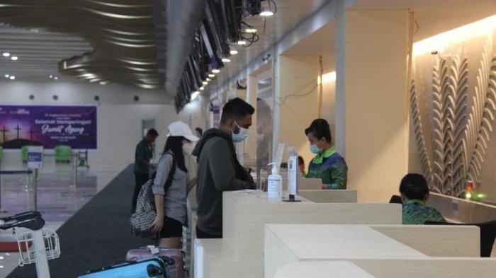 Awal Ramadan, Angka Penumpang di Bandara Sam Ratulangi Manado Melonjak 230 Persen