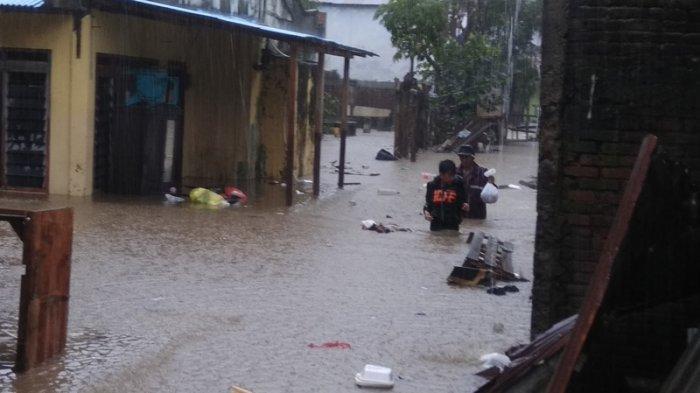 Kajian Pengamat Lingkungan Ulfa Novita Takke Mengenai Banjir Manado