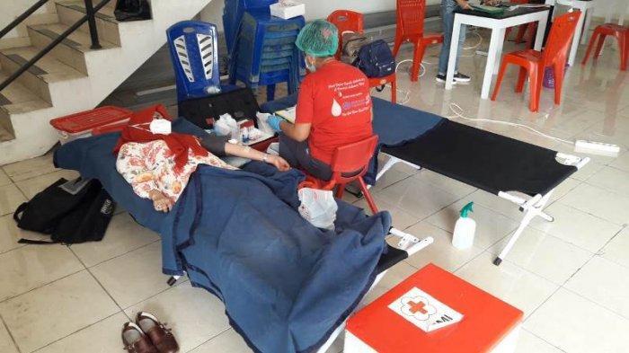 Sambut HUT, PMI Sulut Lakukan Donor dan Pemeriksaan Mata Gratis