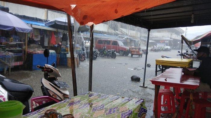 Prakiraan Cuaca di Sulut Senin Hingga Selasa (8/6/2021), Waspada 4 DaerahAda Hujan Petir