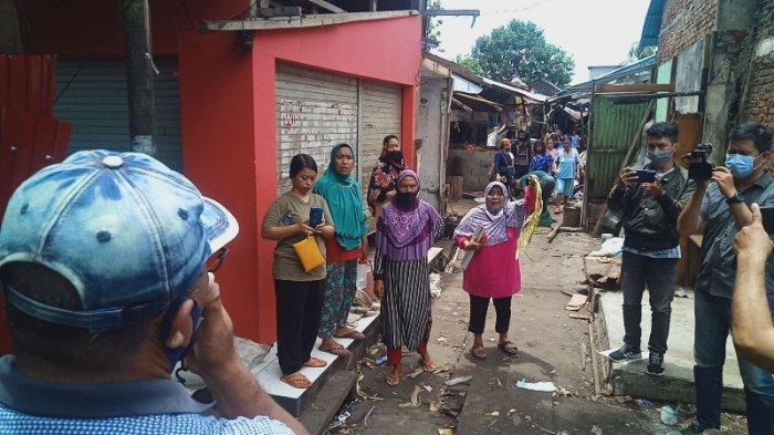 BREAKING NEWS, Aparat Bongkar Pasar Tuminting Kota Manado