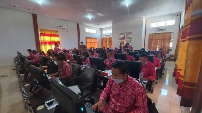 45 ASN Ikuti Seleksi Terbuka JPT, Berebut 13 Jabatan Lowong di Pemkab Bolmong