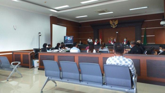 Sidang Korupsi Proyek Pemecah Ombak Likupang, Saksi Benarkan Antar Uang ke Mantan Kepala BPBD Minut