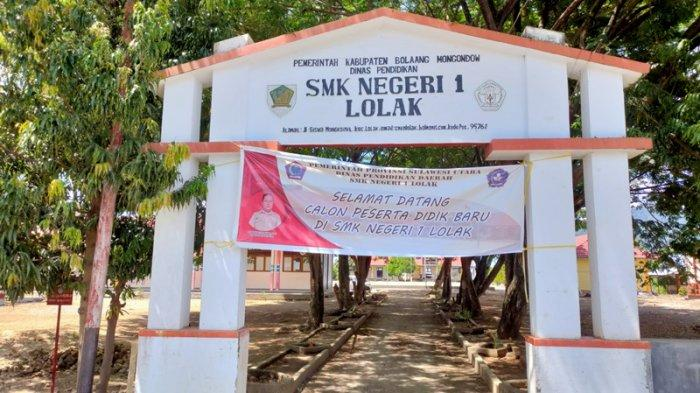 Terkait Pengumuman PPDB, SMK Negeri 1 Lolak Kabupaten Bolmong Terima 128 Siswa