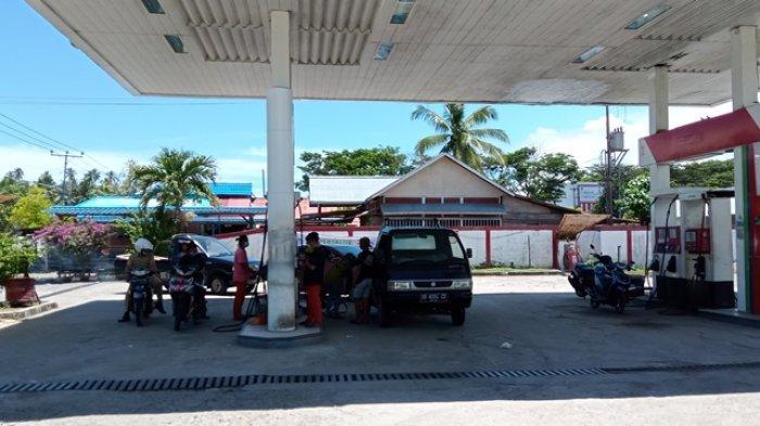 Kelangkaan Solar dan Premium di Boltim, Penjaga SPBU: Kosong dari Bulang Agustus