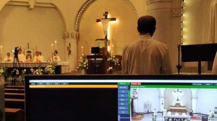Beberapa Pemuka Agama di Manado Menyatakan Belum Membuka Tempat Ibadah