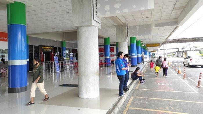 10 Hari Pertama Larangan Mudik, Penumpang di Bandara Samrat Manado Cuma 1.702 Orang