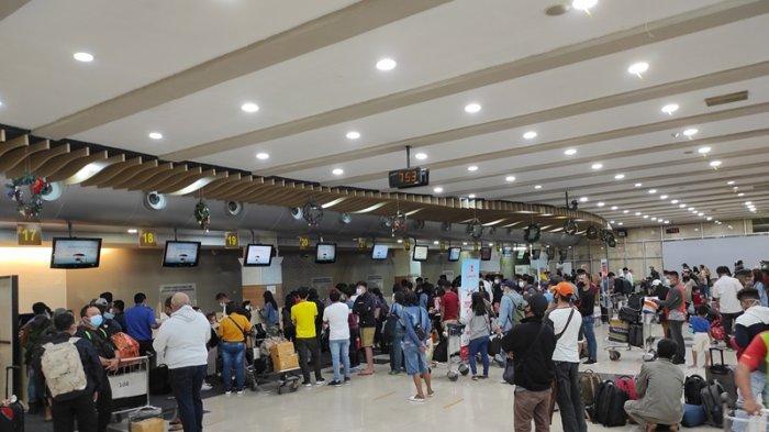 Libur Paskah, Angka Penumpang di Bandara Sam Ratulangi Manado Naik 69 Persen