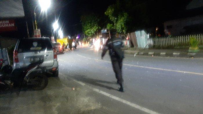 BREAKING NEWS - Kecelakaan Maut di Jalan Raya Walian Tomohon, Seorang Pengendara Motor Tewas