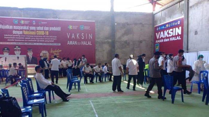 Masuk Hari Ketiga Vaksinasi Pelayan Publik, Hari ini Jadwal Kemenag hingga Jamaah Haji