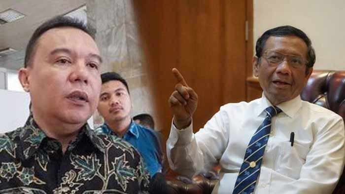 Mahfud MD Terancam Lengser, Sufmi Dasco Kans Isi Jabatan Menkopolhukam, Ini Pemicunya