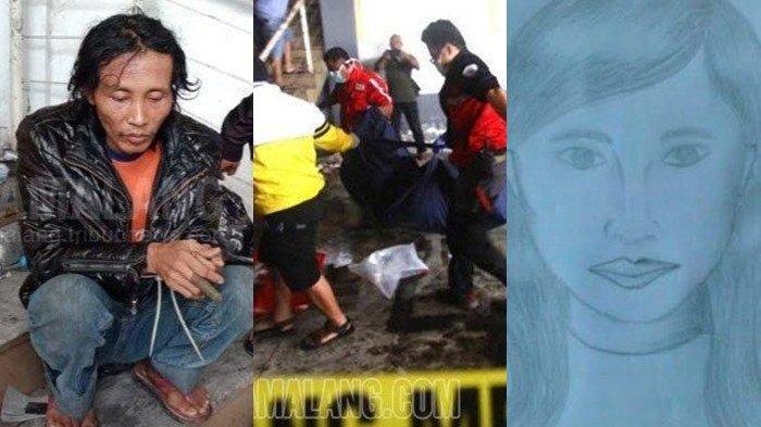 Ingat Sugeng, Pria yang Mutilasi Wanita Hidup-hidup di Pasar Besar Malang? Kini Dihukum Mati