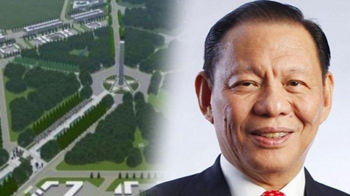 Sukanto Tanoto, konglomerat Indonesia yang disebut memiliki harta gelap di Jerman.